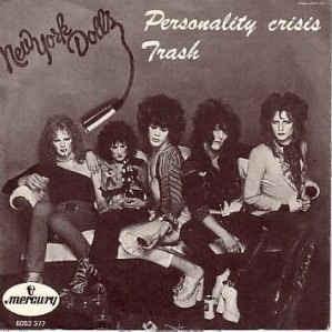 [Clásico Telúrico] New York Dolls - Personality Crisis (1973)
