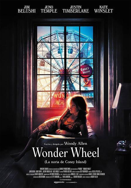 Wonder Wheel por JC