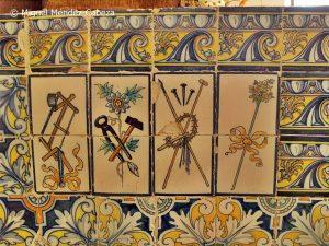 Santuarios de la cerámica de Talavera: La Iglesia de Mejorada