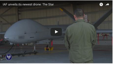 La nueva 'Estrella' de las Fuerzas de Defensa israelíes, en plena acción (vídeo)