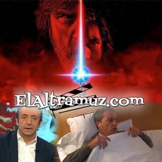 Expediente Altramuz 3x14 - Star Wars VIII, nueva era en Disney, Fox se une al imperio y Cristóbal Soria se pone enfermo