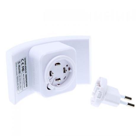 Repetidor WiFi Wireless-N, para disfrutar de la conectividad WiFi en toda la casa