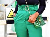 Second round: green trousers
