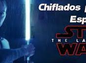 Podcast Chiflados cine: Especial Star Wars VIII últimos Jedi