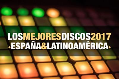 Los mejores discos del 2017 | España y Latinoamérica