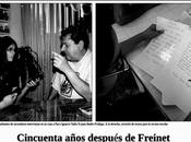 Cincuenta años después Freinet