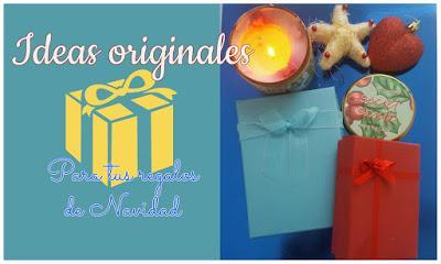 Regalos originales: Algunas ideas para hacer regalos diferentes, estas fiestas