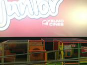 Pelis toboganes: nueva sala Junior Cines Yelmo Itaroa