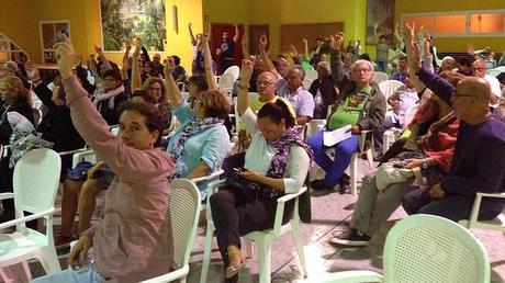 Asociación de vecinos Lanuza Casco Viejo y sus proyectos recientes