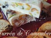 Turrón camembert