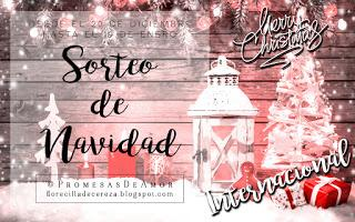 Sorteo Nacional e Internacional de Navidad + Vacaciones