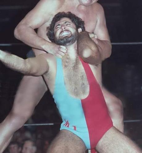 Wrestling History Bites – Mike Jackson
