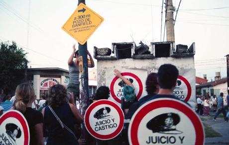 GAC: Liquidación x cierre en el Parque de la Memoria