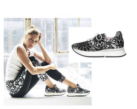 zapatillas olivia palermo pretty ballerinas zapato