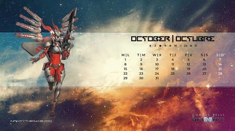Calendario 2018 de Corvus Belli listo para descargar