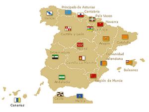 La articulación territorial de España, el coco de la izquierda.