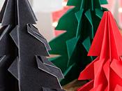 Árbol navideño origami ¡Last minute!