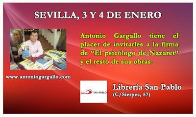 Firma en Sevilla