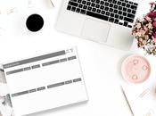 Descarga planning para influencers 2018