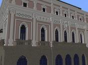 Réplica Minecraft Teatro Principal Burgos, España.