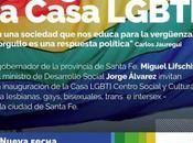 Argentina: nueva casa LGBTI Santa