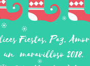 Felices Fiestas 2018 !!!!