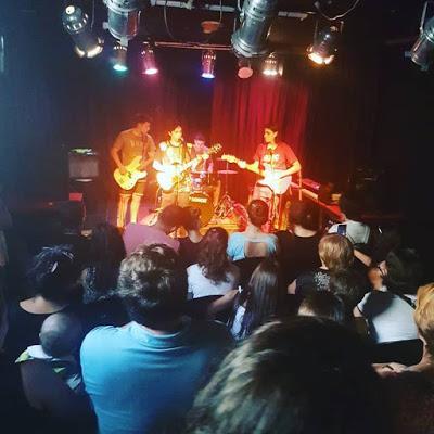 Audición de la escuela de música LA CLAVE