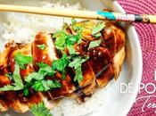 pollo teriyaki arroz basmati