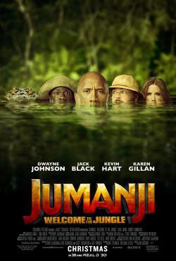 """Nostalgia por los videojuegos – Crítica de """"Jumanji: Bienvenidos a la jungla"""" (2017)"""