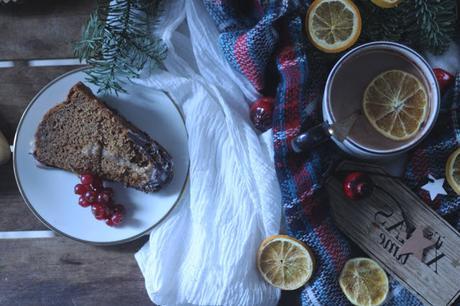 receta - Bizcocho de galletas de jengibre - kidsandchic