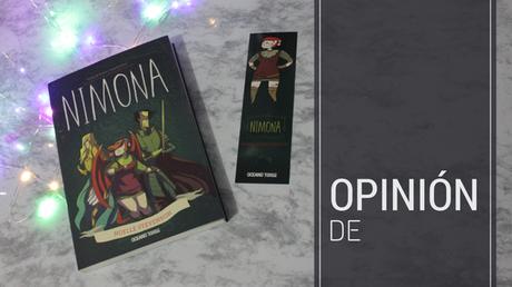 [OPINIÓN] Nimona de Noelle Stevenson | Novela gráfica