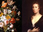 arte flores, Rachel Ruysch (1664-1750)