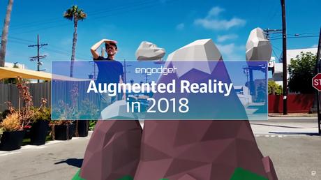 #AugmentedReality in 2018: hacia la Realidad Mixta basada en Inteligencia Artificial #AI #IA #RA #AR #VR #RV