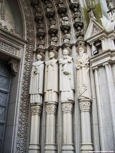 """Iglesia """"Los Carmelitas"""" – G. Armas & A. Ísola"""