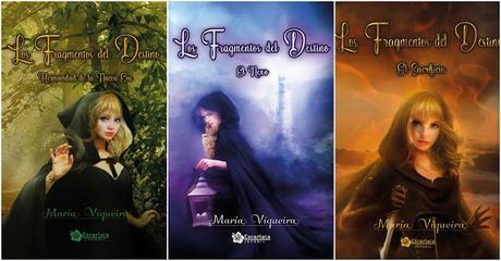 Reseña | Los Fragmentos del Destino. Hermandad de la Nueva Era ~ María Viqueira