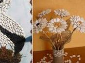 Espectaculares adornos decorativos hechos semillas calabaza