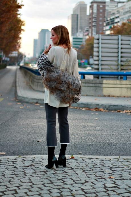 abrigo de pelito