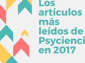 artículos leídos Psyciencia 2017