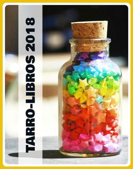Reto 'Tarro-libros 2018'