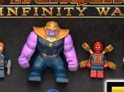 [Spoiler] Vistazo algunas minifiguras sets LEGO Vengadores: Infinity