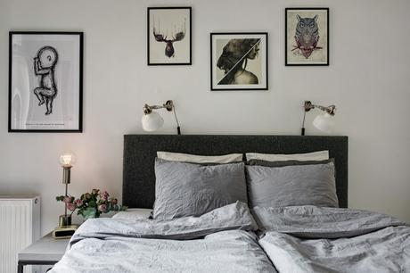 Como colocar los cuadros en una pared paperblog - Como colocar los cuadros ...