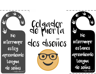 Colgador de puerta lengua de se as gratis paperblog - Colgadores para puertas ...