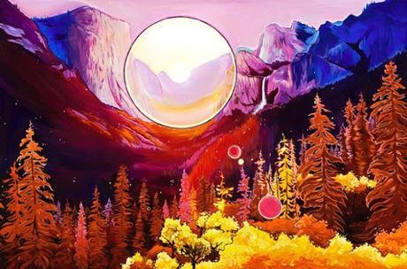 La montaña simbólica (2): la erupción como metáfora.