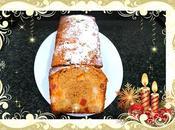 Plum cake navideño