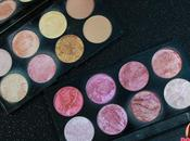 Paletas coloretes Makeup Revolution