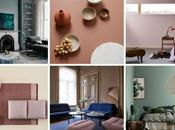 Tendencias color decoración 2018: colores triunfar
