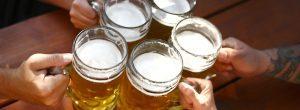 Beber ocasionalmente versus abuso de alcohol