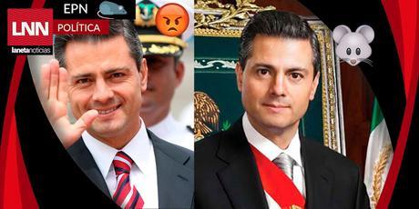 Enrique Peña Nieto gastó 1.7 Mdp en su retrato oficial  para lucir hermoso #EPN #Mexico (FOTO)