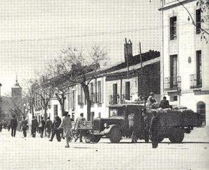 Fotos antiguas de la plaza de espa a de talavera de la for Calle prado 8 talavera dela reina