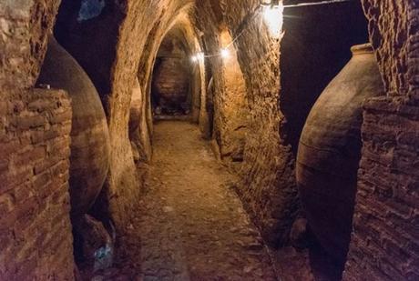 Las cuevas-bodega de Méntrida se convertirán en centro de interpretación o museo